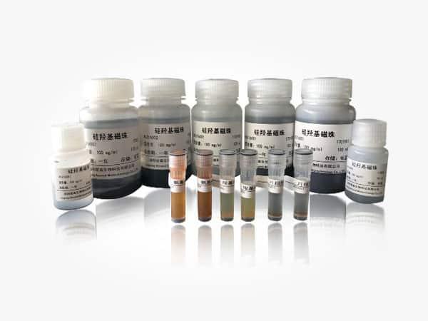 Карбоксильные магнитные шарики для экстракции нуклеиновой кислоты